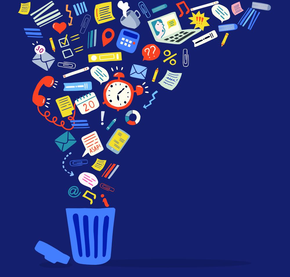 Société de nettoyage anti-gaspillage
