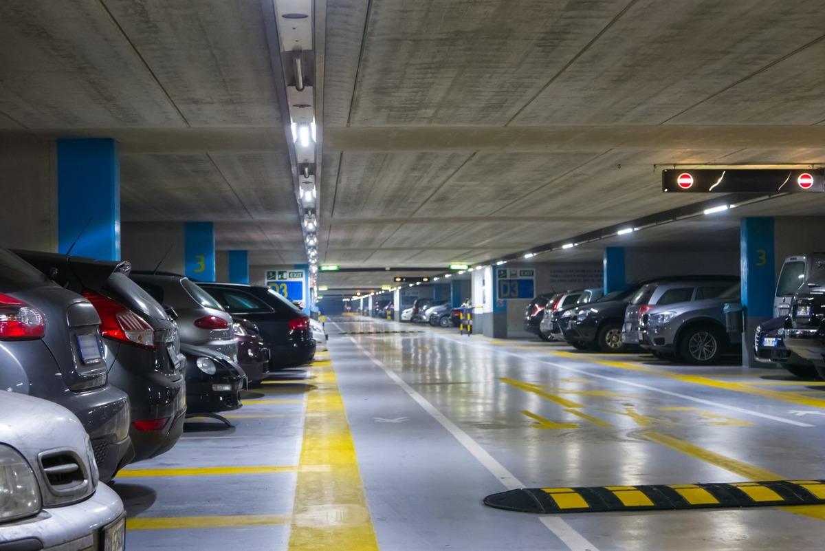 Nettoyage de parkings collectifs aux alentours de Toulouse