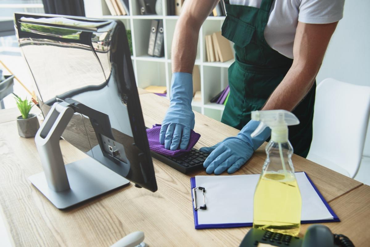 Nettoyage de bureaux sur Toulouse
